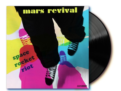 Album Design: Mars Revival