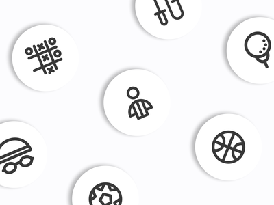 Sport icons iconography design icon vector design vector icon sport icon icon packs pixel perfect icon design line icon illustration icon set icon icon design icon app icon a day