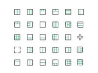 Kawaicon - Grid Icon Set