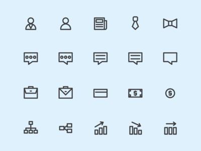 Basic Line Icon
