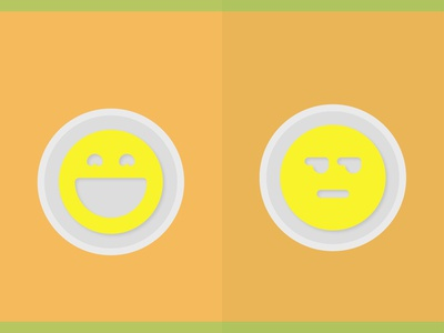 Current mood icons glyph
