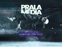 COMING SOON   Pralamedia website