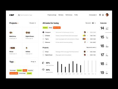 dashboard: task planner web application web app web dashboard to do task team planner planner application app