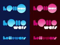 Hello Wars Logo Concepts