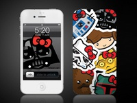 iPhone Decal