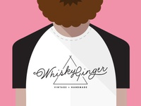 whisky ginger shirt teepee