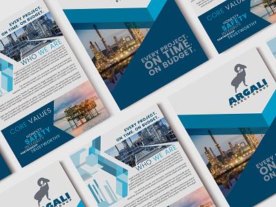 Argali Energy Group Brochure brochure design design