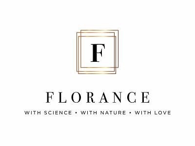 Florance Logo logo logo design