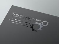 Hydramotion, Inc. Logo Design