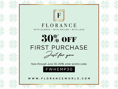 Florance Coupon Design mailer design postcard design design
