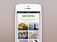 Groupon Onboarding