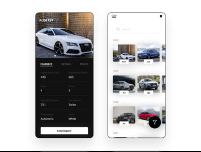 Audi App Concept