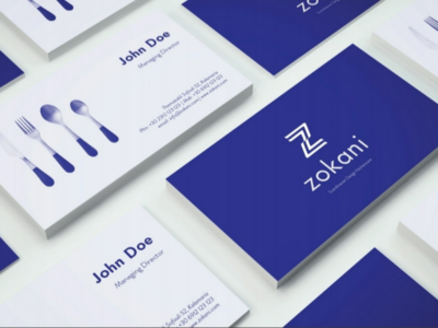 Zokani Business cards