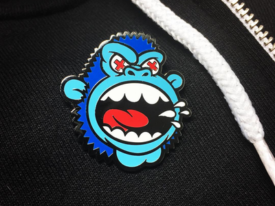 MAD Ape Pin