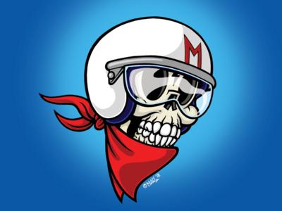 MAD Skull Racer