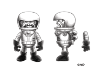 MAD Astro-Ape