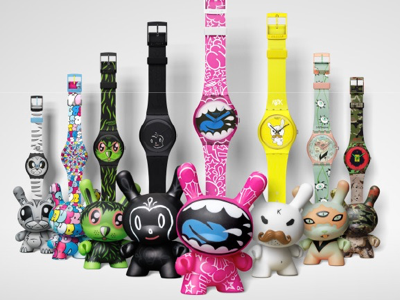 """MAD """"Shout Out"""" Swatch x Dunny"""