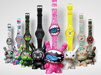 "MAD ""Shout Out"" Swatch x Dunny"