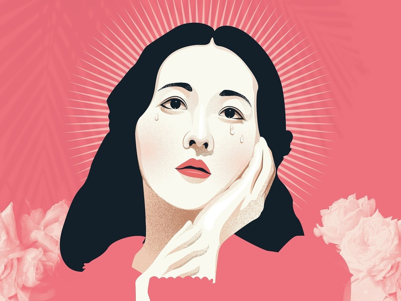 Sympathy For Lady Vengeance By Kevin Ho On Dribbble