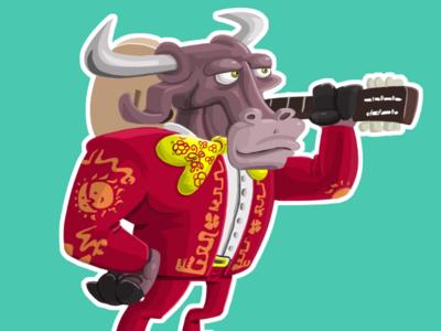 Serenato the bull