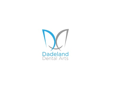 Dadeland Dental Office Logo dental logo ux ui minimal vector flat icon design branding logo illustration
