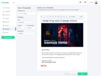 Template creator   heading settings 2x