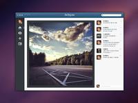 Instagram comment view