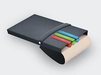 RGB Pen Set