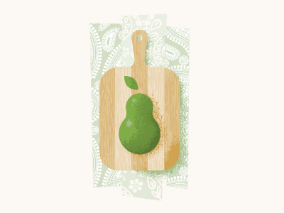 The Paisley Pear - Cooking