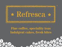 Refresca Coffee Company Branding