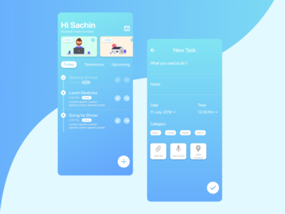 To Do App Ui Ux