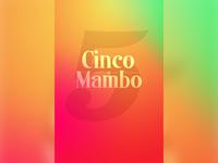 Cinco De Mambo Flyer