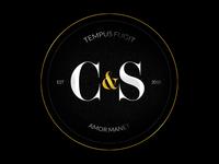 C&S Wedding Logo