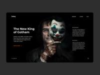 JOKER | Joaquin Phoenix | HALLOWEEN | FEDOROV DESIGN