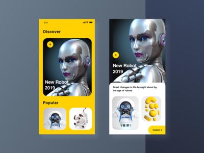 Robot Society APP