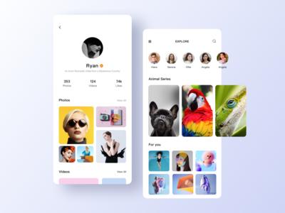 A Social App.
