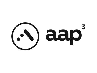 AAP3 - Rebrand typography icon ident new identity rebrand logo