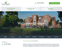 Balcombe Care Homes Redesign