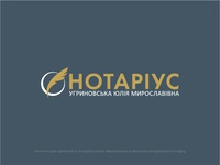 Logo for notary