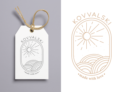 "LOGO for ""KOVVALSKI jewelry"""