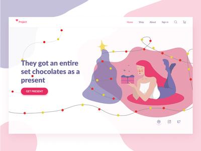 Gift shop website ❤️