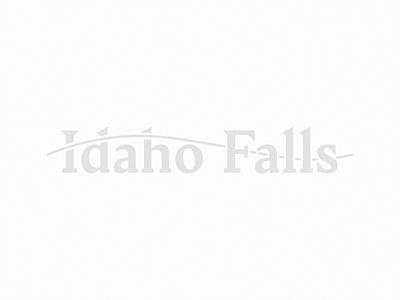 Idaho Falls idaho falls branding vector 2021 design 2021 logos typography logo design branding brand