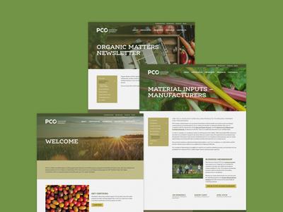 PCO Website Redesign