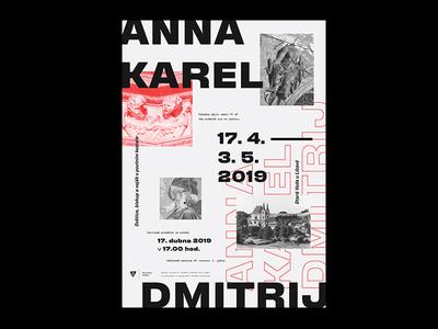 Anna, Karel, Dmitrij