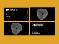 Business cards STOL FURNITURE