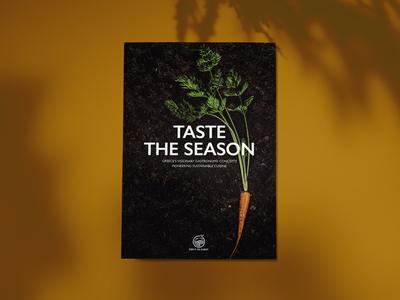 Taste the season Poster