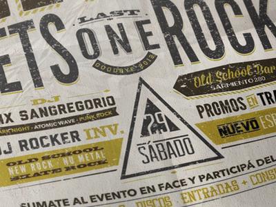 Hey ho lets rock