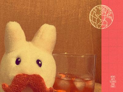 Talk Show Host quarantine whiskey rabbit talkshow