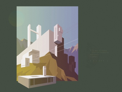 f|le n0t f0und // G00D3YE<< illustration hum landscape space