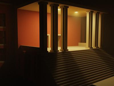 Strange Times Redux lighting scene magica